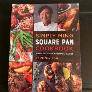 Simply Ming Square Pan Cookbook